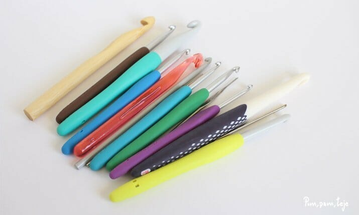 Qué herramientas necesitas para tejer ganchillo