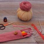 ¿Qué necesito para empezar a tejer ganchillo o crochet?