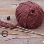 ¿Qué necesito para empezar a tejer a dos agujas o tricot?