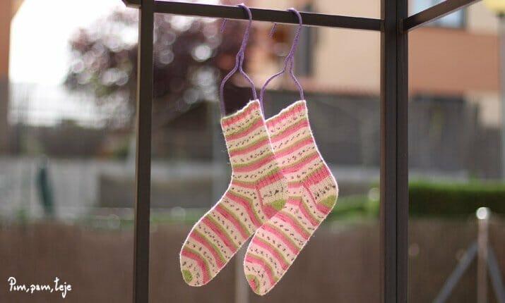 Hormas caseras calcetines