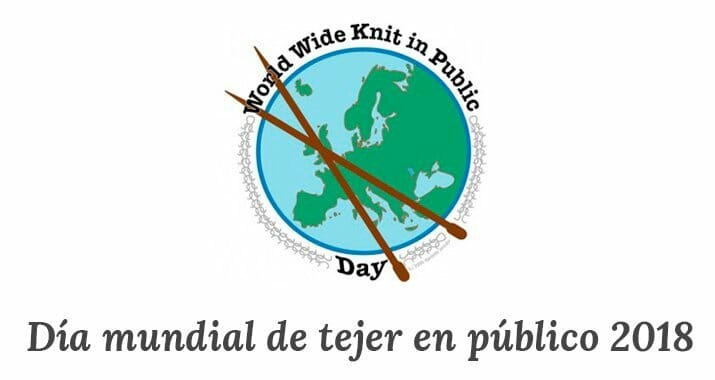 Día mundial de tejer en público 2018