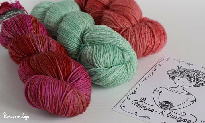 Dónde comprar online lanas y materiales