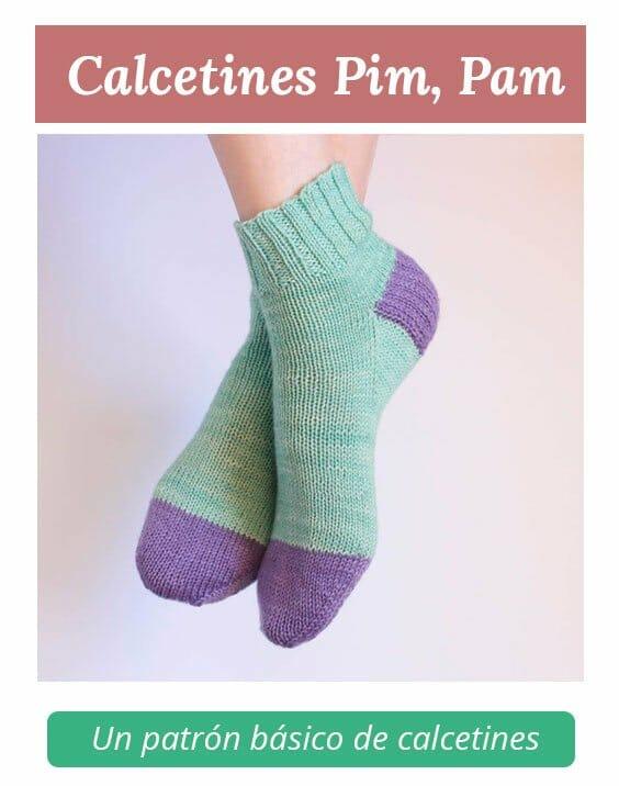 Patrón básico de calcetines