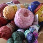 Qué lana elegir para tejer calcetines