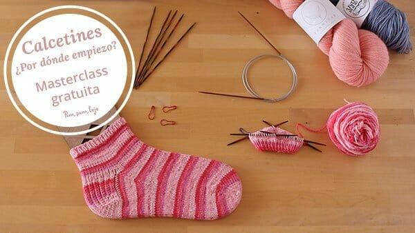 Masterclass de tejido de calcetines