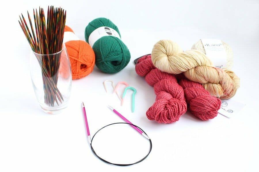 Guía de recursos para tejedoras principiantes