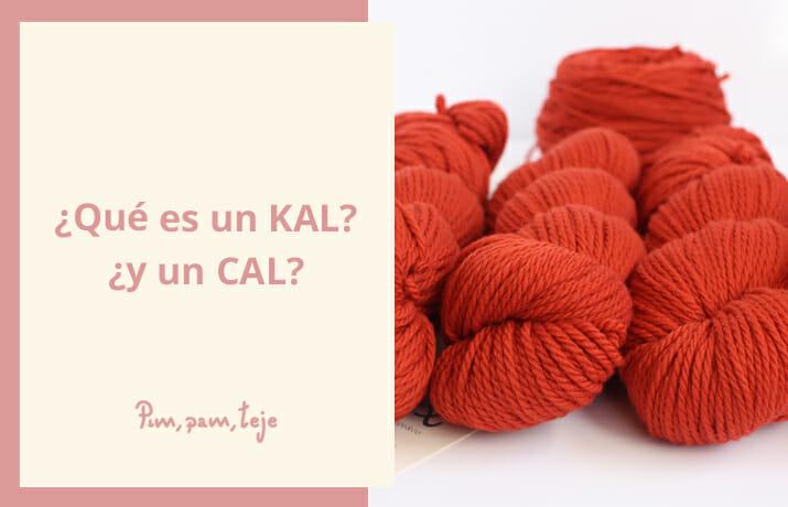 ¿qué es un KAL? ¿y un CAL?